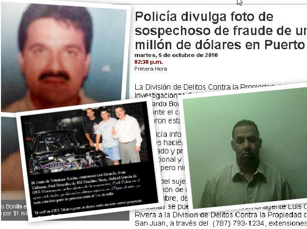 Ricardo Bonilla Rojas led Ponzi scheme on christians and factory workers