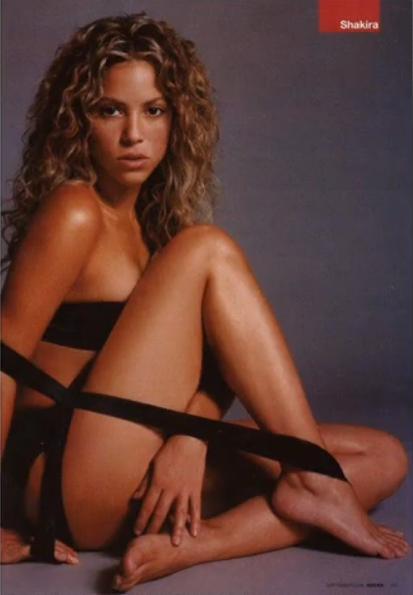 Shakira голая фото 7908 фотография